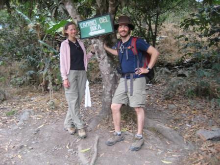 ¡Camino del Inka!